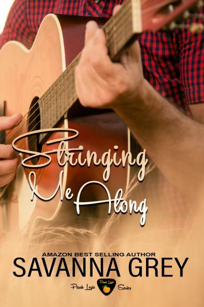 Stringing me along final front cover