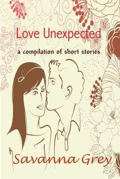 Unexpected Love Short Stories cover jpg